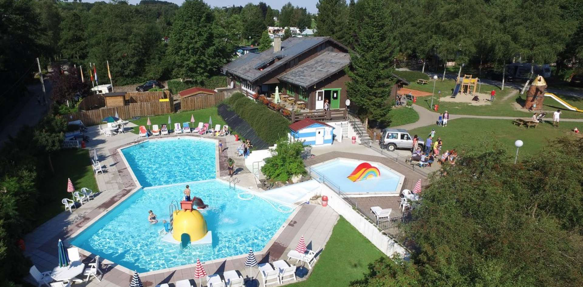 Beautiful Camping Petite Suisse Ardennen