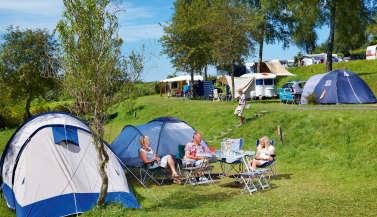 Perfect Ardennen Camping Bertrix. BelgienArdennen